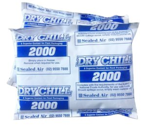Dry chill 500 plain ice packs