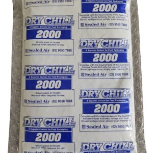 Dry chill 2000 ice packs 1kg