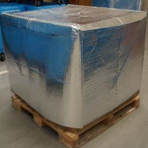 insulated pallet cover bags